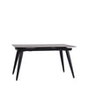 ONYX EXTENDABLE DINING TABLE w/ SINTERED STONE TOP