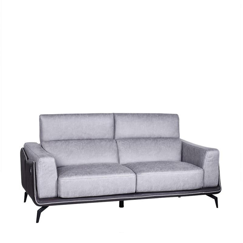 ORION 2 SEATER SOFA w/ USB PORT (UNDETACHABLE)