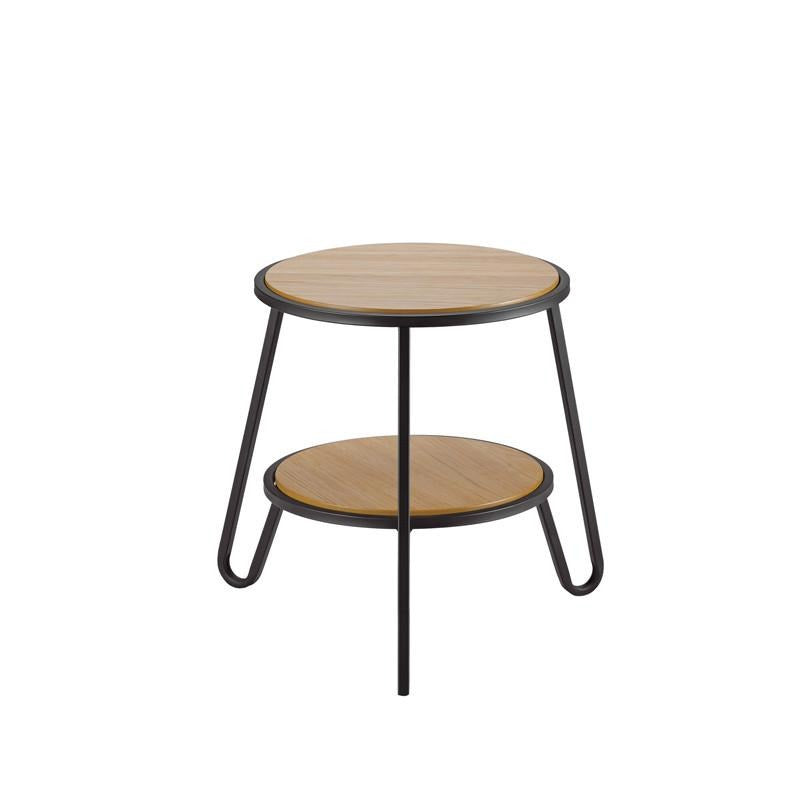PODIUM END TABLE
