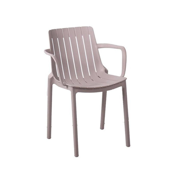 POOL-A DINING CHAIR w/ ARM