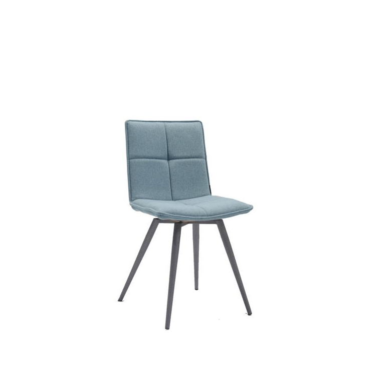GRID DINING CHAIR w/ SWIVEL