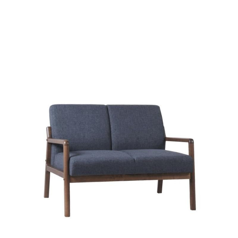 SOLDIER 2 SEATER SOFA (UNDETACHABLE) - Star Living