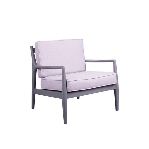 TERRACE OUTDOOR ARMCHAIR (DETACHABLE)