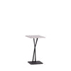 TOWER SIDE TABLE w/ SINTERED STONE TOP