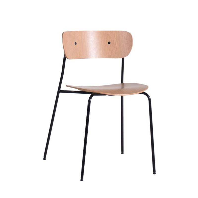 WALLY STACKABLE DINING CHAIR - Star Living