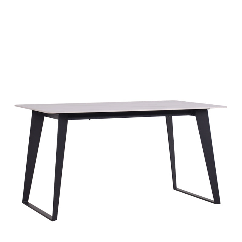 ZEUS-N DINING TABLE w/ SINTERED STONE TOP