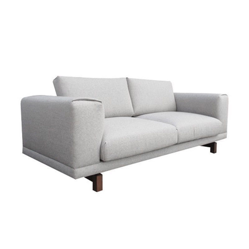 BOX 3 SEATER SOFA (DETACHABLE BACKREST & SEAT)
