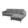 BRUNO-N L-SHAPED SOFA (LHS) (UNDETACHABLE)