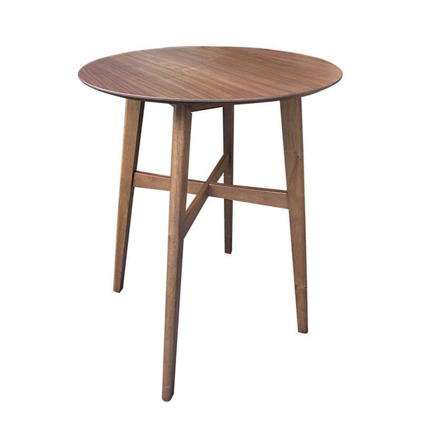 CHESTNUT ROUND HIGH TABLE