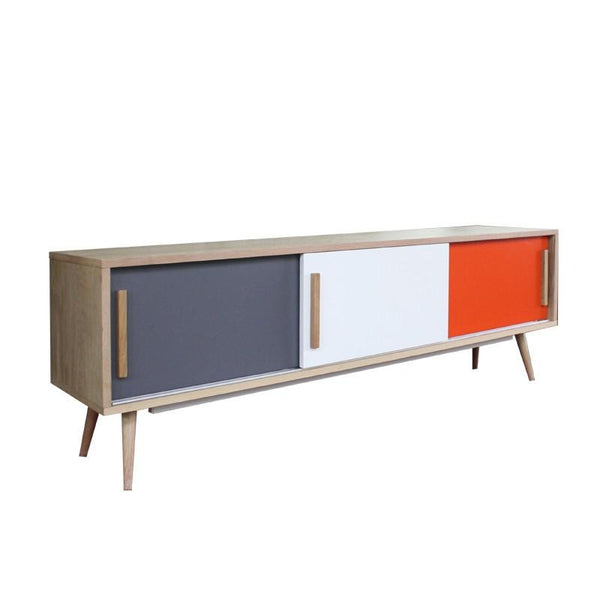 CLOWN TV SIDEBOARD