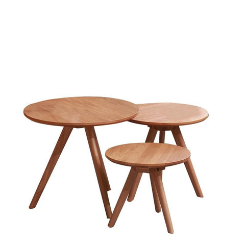 DISC NEST OF 3 TABLES