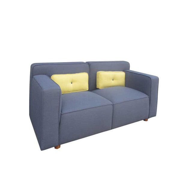 EGGSY 2 SEATER SOFA (UNDETACHABLE)