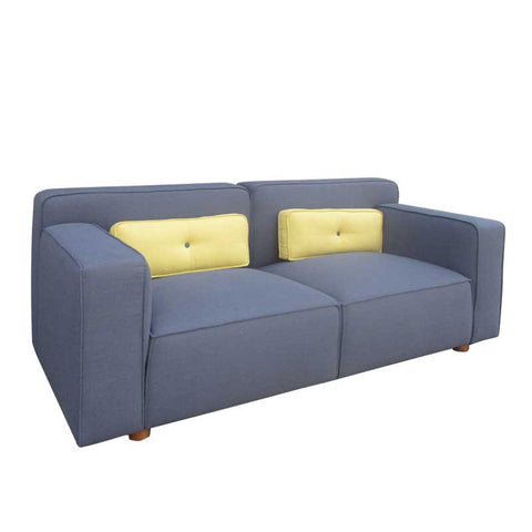 EGGSY 3 SEATER SOFA (UNDETACHABLE)