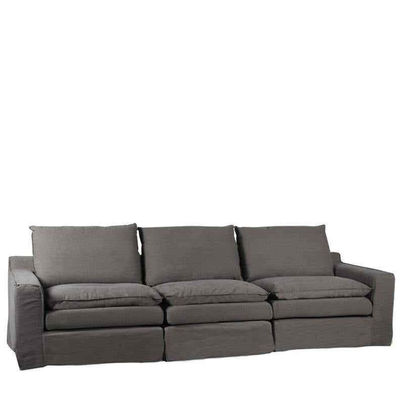 LOFT 3 SEATER SOFA (DETACHABLE) - Star Living