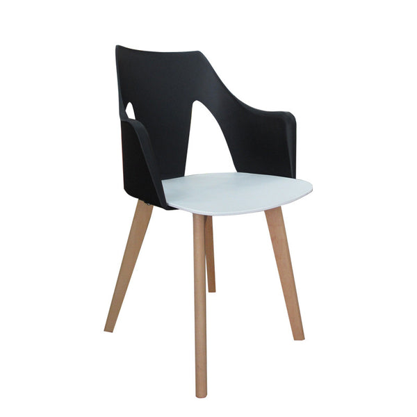 PENGUIN DINING CHAIR w/ ARM