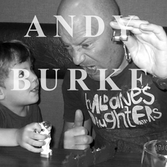 andy burke button
