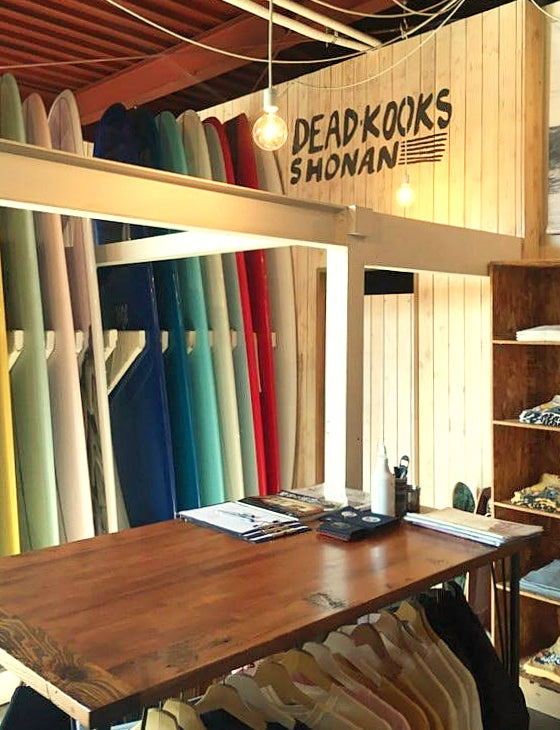dead kooks shonan japan mennie socks byron bay australia surfboards surf shop