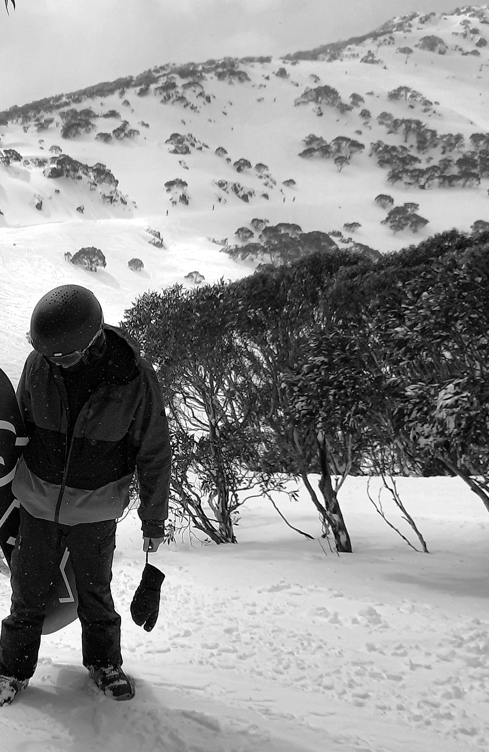 reily tong photography snowboarding snow perisher