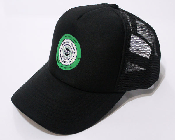 JONSON CURVED BRIM TRUCKER CAP -SOLD OUT