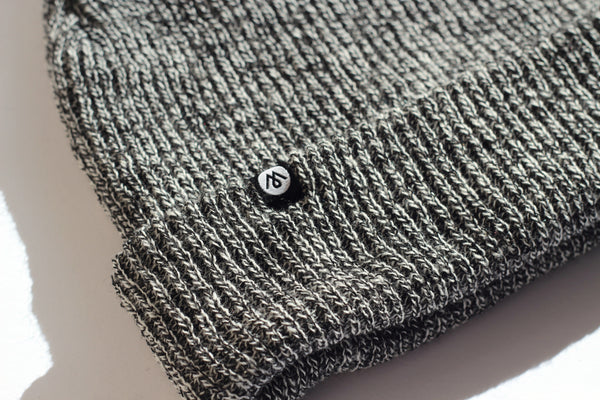 LAWSON BEANIE - GREY MARLE - SOLD OUT