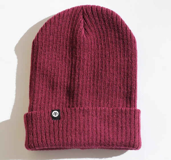 LAWSON BEANIE - MERLOT - SOLD OUT