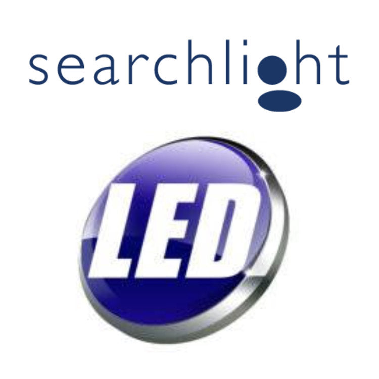 Searchlight LED 0583-500GY | Discount Home Lighting
