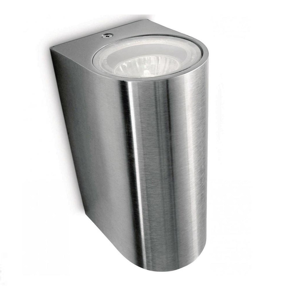 Philips 17102/47/PN Stainless Steel Outdoor Up & Down Wall Light