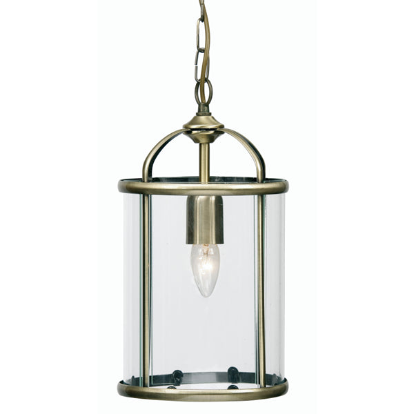 Oaks Lighting 351/1 AB | Discount Home Lighting