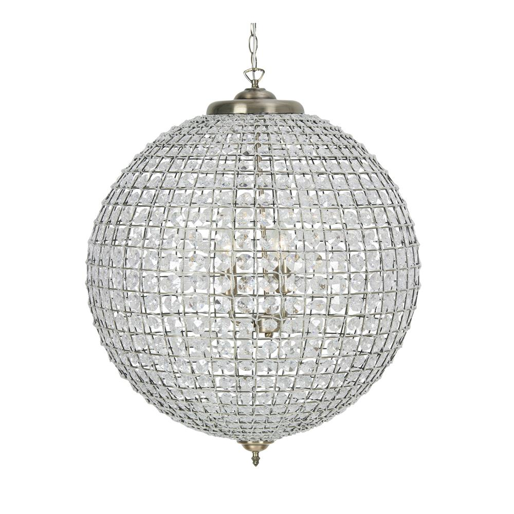 Oaks Lighting 4530/60 AB | Discount Home Lighting
