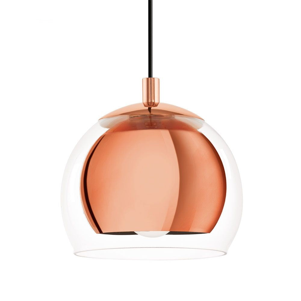 Eglo 94591 Rocamar Triple Pendant Copper