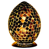 Febland LM74BT | Mosaic Egg Lamp | Discount Home Lighting
