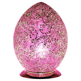 Febland LM74PR | Mosaic Egg Lamp | Discount Home Lighting