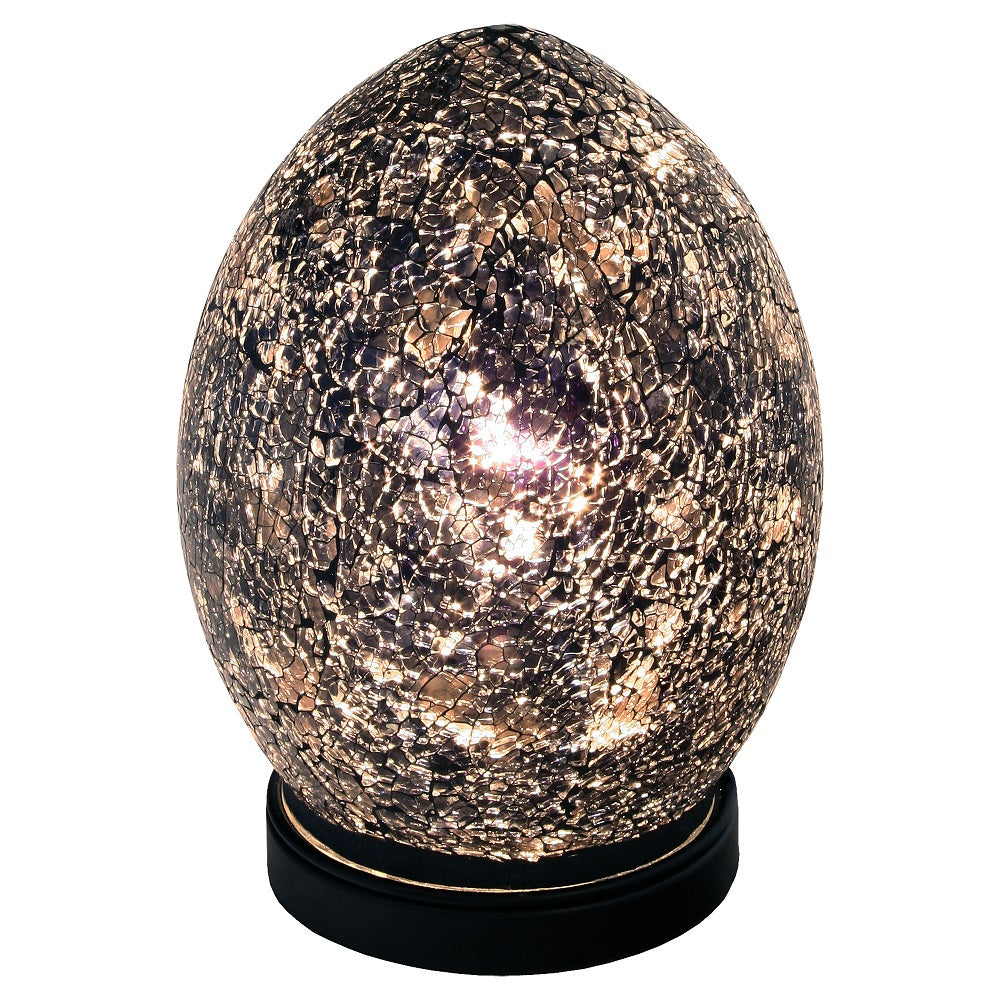 Febland LM77B | Mosaic Egg Lamp | Discount Home Lighting