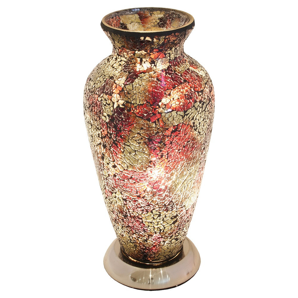 Febland LM79O | Mosaic Vase Lamp | Discount Home Lighting