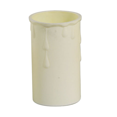 Oaks Lighting OA DRIP 01 CR Cream Candle Drip 37mm x 70mm
