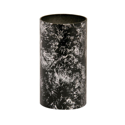 Oaks Lighting OA DRIP 05 BS Black Silver Candle Drip 33mm x 65mm