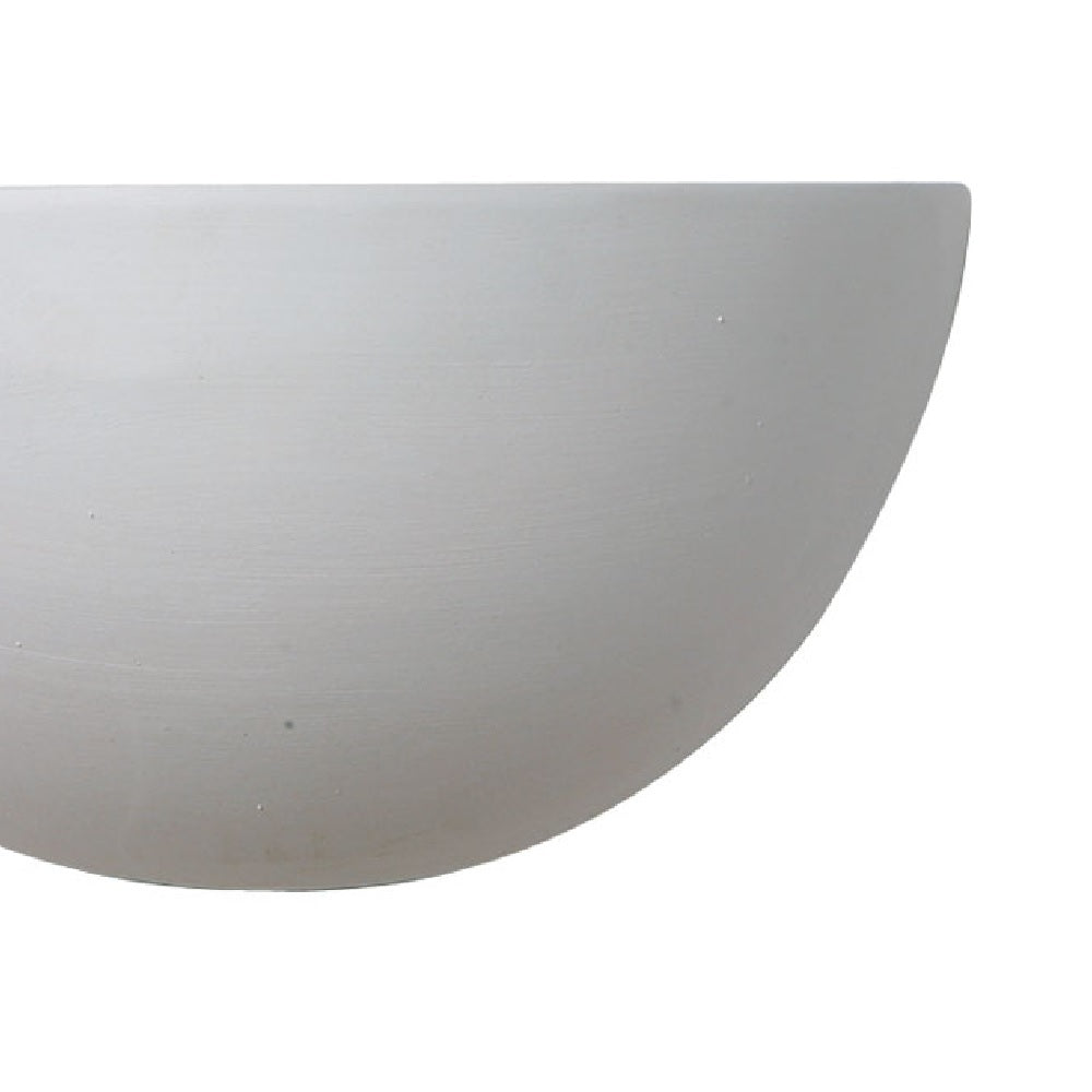 White Paintable Wall Washer Light