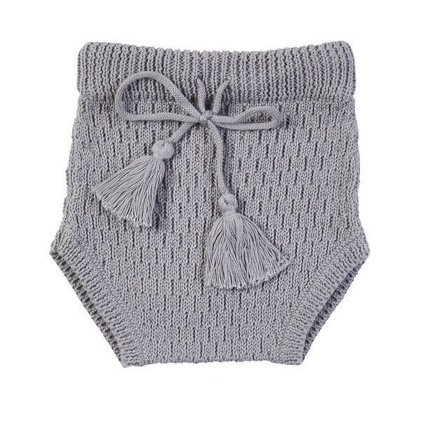 Arnie Knit Bloomers - Grey