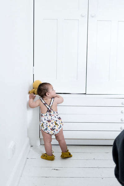 Folk Is Life Romper
