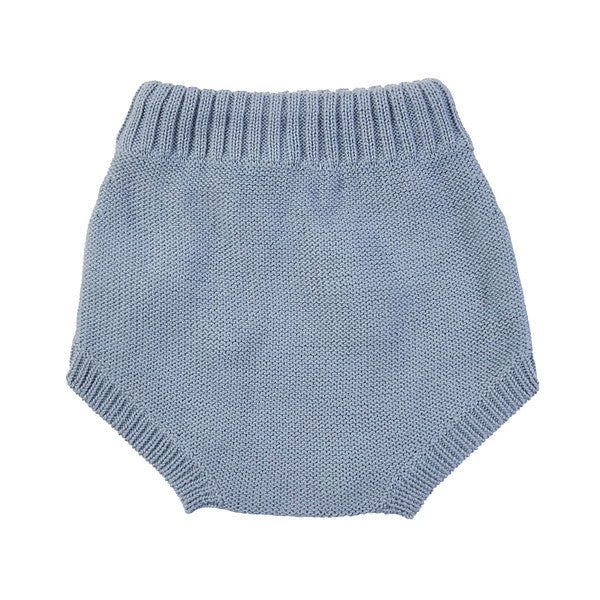 Bobby Hand Knit Bloomer - Duck Egg Blue