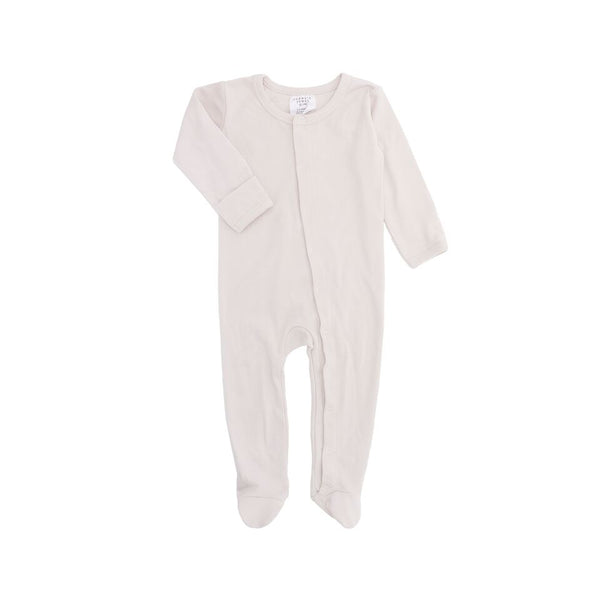 Frederik Footed Growsuit - Mist