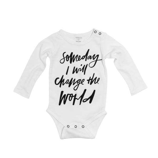 Someday Onesie