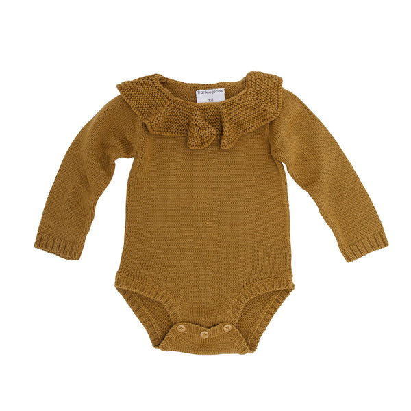 Fleetwood Knit Onesie