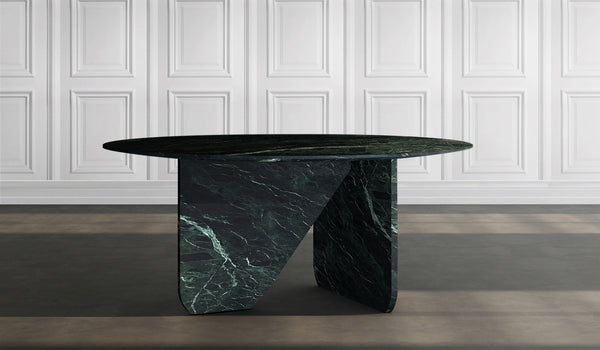 Marble Table Green Alpi