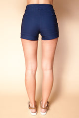 High Waist Sailor Shorts