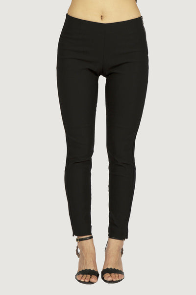 Power Fleece Fitted Side Zip Trouser