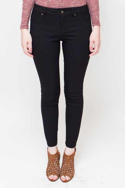 5-Pocket Skinny Power-Fleece Pant