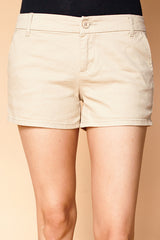 Solid Pocket Shorts