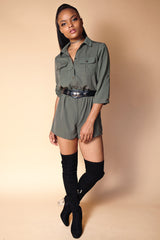 Button Up Shirt Dress