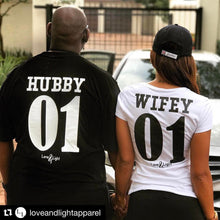 Hubby / Wifey Single T-Shirt